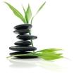 Balance.Pebbles&Leaf